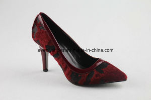 New Style Ladies Fashion Shoes with Stiletto pictures & photos