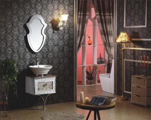 Vanity/ Sanitaryware Stainless Steel Bathroom Cabinet (YX-8868)