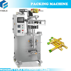 Microcomputer Powder Packaging Machine for Pouch (FB-100P) pictures & photos