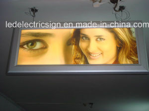Hanging Aluminum Snap Frame LED Light Box pictures & photos
