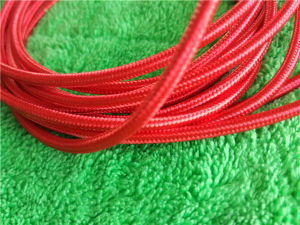 Red Color Aluminum Micro USB Charger Sync Data Cable for Andrews pictures & photos