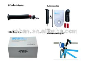 Hidden Design Most Powerful GPS Bicycle Tracker with Inductive Key pictures & photos