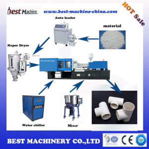 Best Series Customized PVC Pipe Fitting Injection Molding Machine for Sale pictures & photos