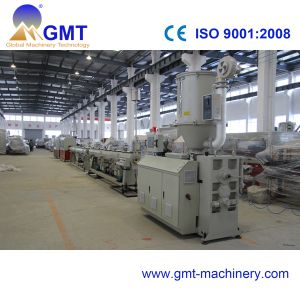 High-Speed PPR Pert Pipe Plastic Production Extruder Making Machine Line pictures & photos