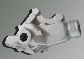 Aluminum Die Casting Mould for Automotive (Pump body) pictures & photos