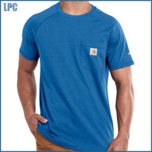 Quick Dry T Shrit for Promotional Advertising Uniform pictures & photos