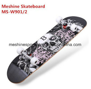 Professional Logo Printed Skateboard Scooter Manufacturer in China pictures & photos