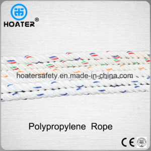 Widely Use Twist Polypropylene 3 Strand Rope with 5-18mm Diameter pictures & photos