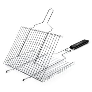 Round BBQ Mesh/Square Barbecue BBQ Wire Grill/Rectangle BBQ Cooking Wire Net pictures & photos