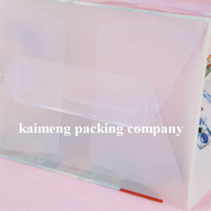 Good Quality Transparent Plastic Soft PP Bags for Shampoo Package (PP bags) pictures & photos