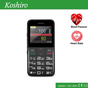 Heart Rate Blood Oxygen Mobile Phone with GPS Location pictures & photos