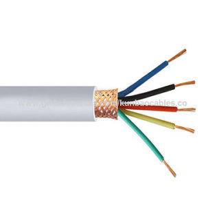 PVC Insulated Flexible Copper Control Cable pictures & photos