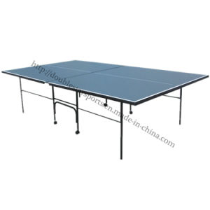 High Quality Cheap Ping Pong Table /Table Tennis Set pictures & photos