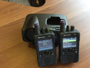 VHF+ UHF / VHF+700-800/UHF+700-800 Voice Pager in Digital & Analog Mode pictures & photos