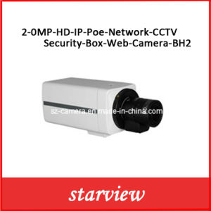 2.0MP HD IP Poe Network CCTV Security Box Web Camera pictures & photos