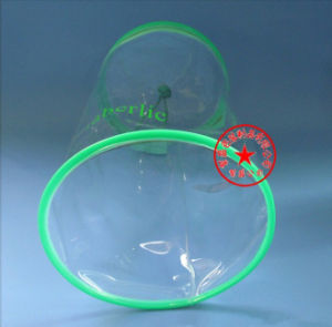 Nice Circle PVC Plastic Packaging Bag (YJ-A028) pictures & photos