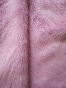 Fake Fur Long Pile High Pile Fur Faux Fur Fabric for Garment/Hat/Shoe/POM pictures & photos