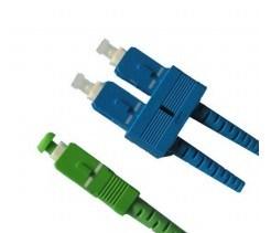Sc Fiber Optic Connecotor Optical Fiber Connector pictures & photos