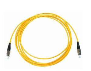 Ce Certificate FC to St Single-Mode Optical Fiber Jumper pictures & photos