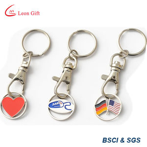Factory Custom Company Logo Key Chain Keyrings pictures & photos