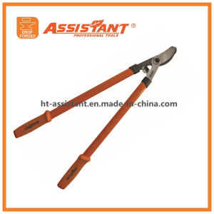 Garden Lopping Shears PTFE Coated Orchard Forged Blade Bypass Loppers pictures & photos