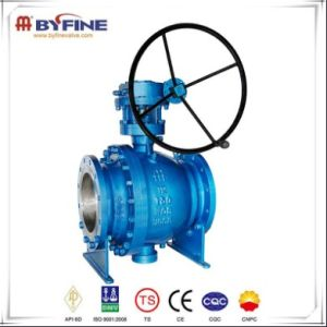 Forged Steel Wcb Stainless Steel Ball Valve pictures & photos
