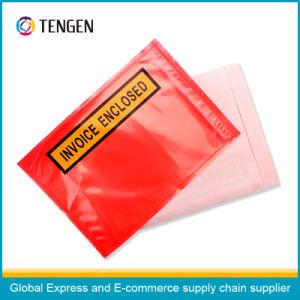 Customize Plastic Invoice Enclosed Bag pictures & photos