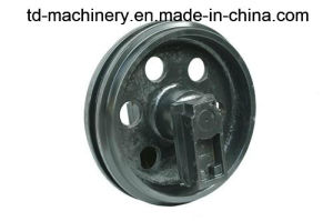 Excavator Idler Front Idler for Sunward Drive Roller Track Roller Volvo Ec140_Ec210 Ec240 Ec360 Ec460 Front Idler Roller Assy Wheel Idler From China pictures & photos