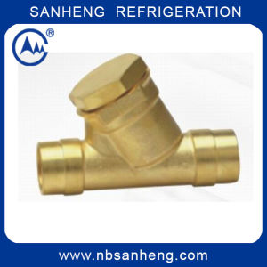 Good Quality Brass Connection Check Valve pictures & photos
