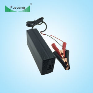 Fuyuang 110 VAC to DC 19V 8A Power Supply pictures & photos