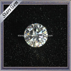 G-H Color 1 Carat Synthetic Diamond Loose Moissanite Factory Wholesale Price pictures & photos