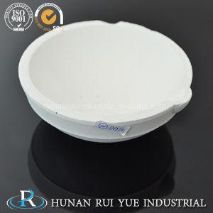 Fused Silica Quartz Ceramics Dish for Melting Metals pictures & photos