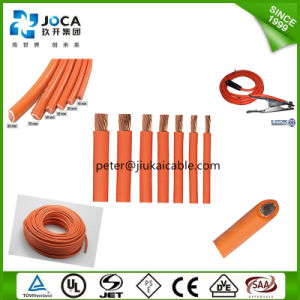 VDE Rubber Sheathed Flexible Copper 372AMP Welding Cable pictures & photos