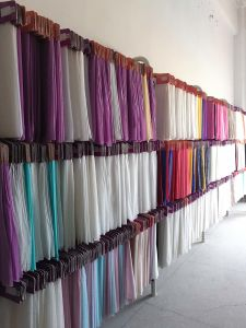 Elastane Lace Strech Fabric for Curtain Whosale pictures & photos
