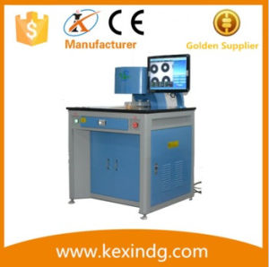2.2kw CNC Automatic Film Punching Machine for Fr4 Aluminium pictures & photos