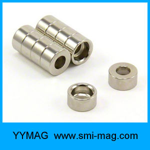 The World′s Strongest Most Powerful Rare Earth Neodymium Ring Magnet pictures & photos