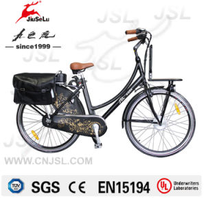 700C Aluminum Alloy City Electric Bicycle With CE (JSL036X) pictures & photos