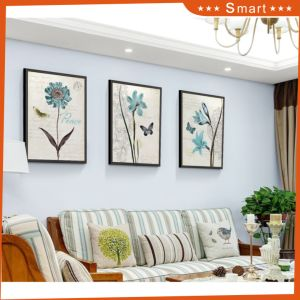 Hot Sale Feather Style Oil Painting for Living Room pictures & photos