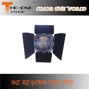 LED Fresnel Spotlight Zoom Video Studio Lighting pictures & photos