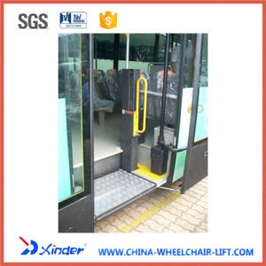 Wl-Step Series Wheelchair Lift for Bus pictures & photos