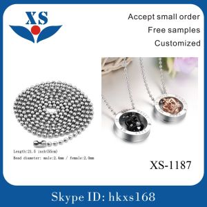New Fashion Religious Stainless Steel Couple Charm Pendant pictures & photos