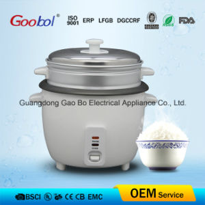 Drum GS/Ce / CB / RoHS Certified Rice Cooker with Steamer pictures & photos
