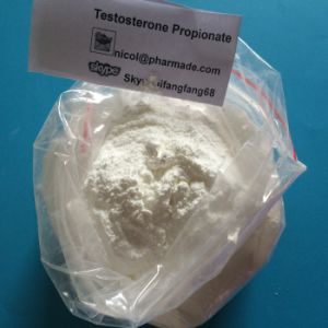 Testosterone Propionate Raw Steroid Powders for Injectable Steroid Testosterone Propionate pictures & photos