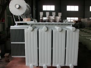 33kv Oil Immersed Power Transformer pictures & photos