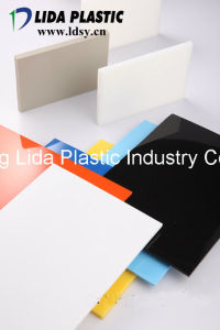 Smooth Glossy Finish PVC Sheet pictures & photos