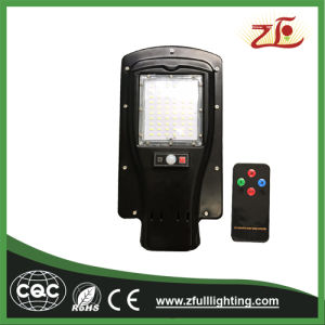 Manufacturer Directly Sale 30W Integrated All in One Solar LED Street Light Price pictures & photos