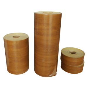 Wooden Grain Anti-UV Plastic Film for U-PVC Window Profiles pictures & photos