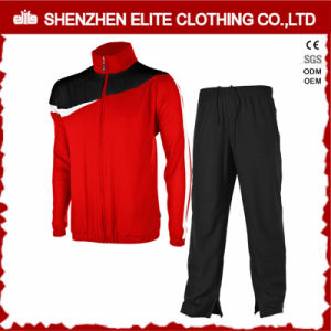 High Quality Popular Red and Black Tracksuit Sportwear (ELTTI-19) pictures & photos
