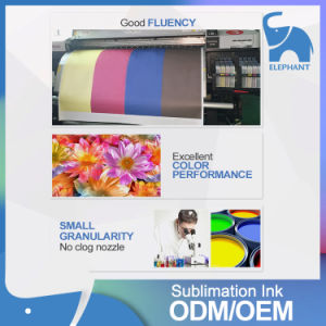 Kiian Digistar Hi-PRO Dye Sublimation Ink for Mimaki Printer pictures & photos