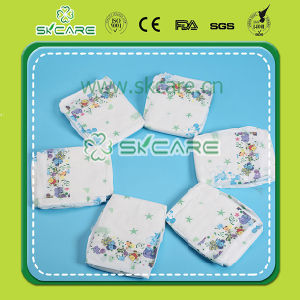 Soft Breathable Good Quality Baby Nappies Diapers pictures & photos